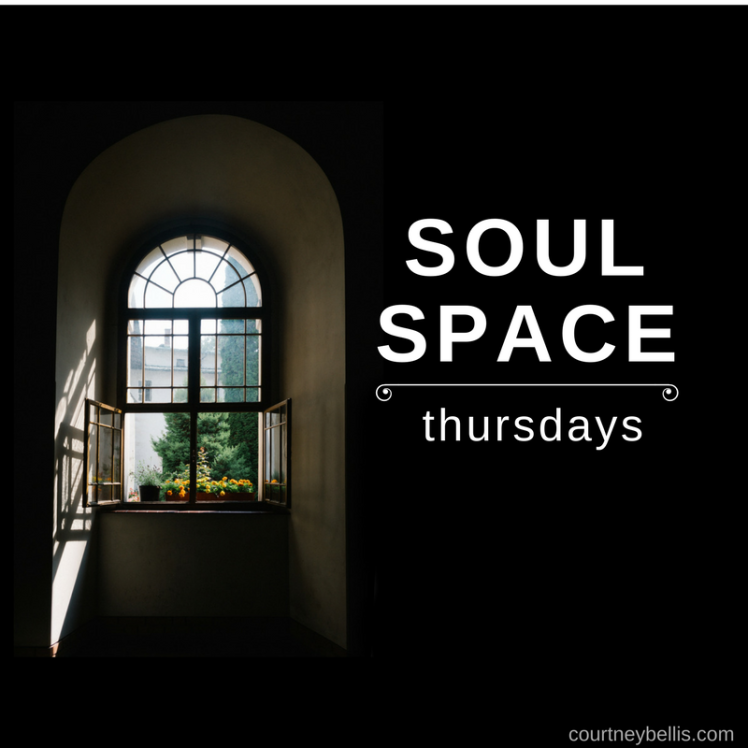 courtneybellis.com soul space thursdays