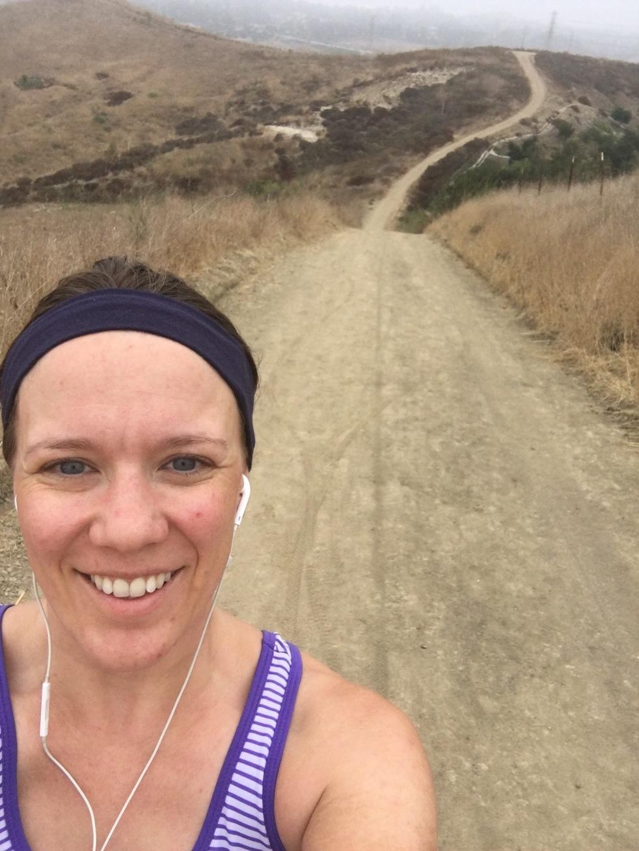 Courtney Ellis trail california