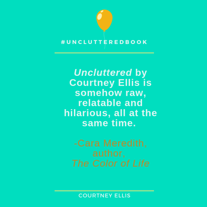 5 ways to unclutter your life in 5 minutes or less (1)